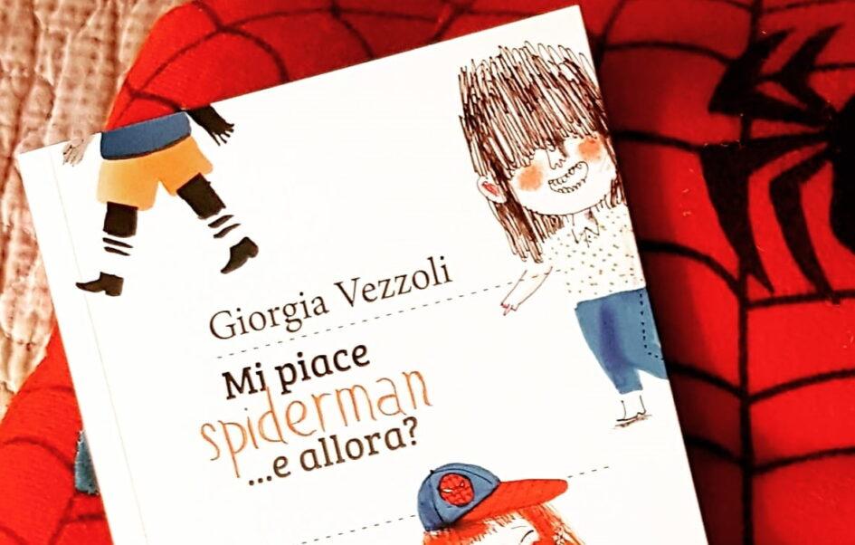 mi piace spiderman