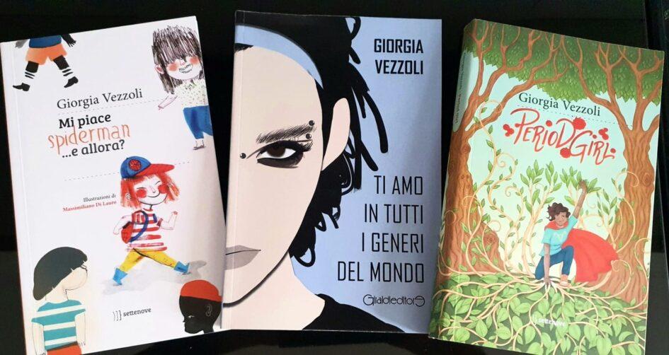 libri di giorgia vezzoli contro gli stereotipi di genere